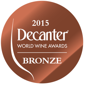 Decanter World Wine Awards 2015